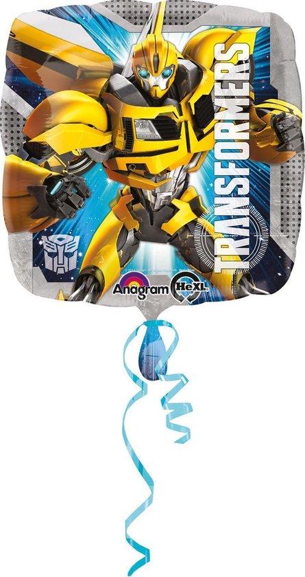 AMSCAN - Aluminium Transformers ballon - Decoratie > Ballonnen