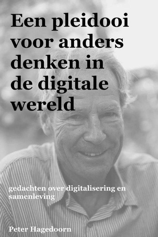 Een pleidooi voor anders denken in de digitale wereld