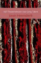 Vijf theaterteksten voor jong talent