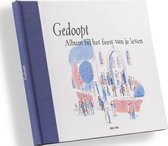 Boek cover Gedoopt! van Virginie Aladjidi
