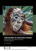 Boek cover Treasures in Trusted Hands van Jos van Beurden
