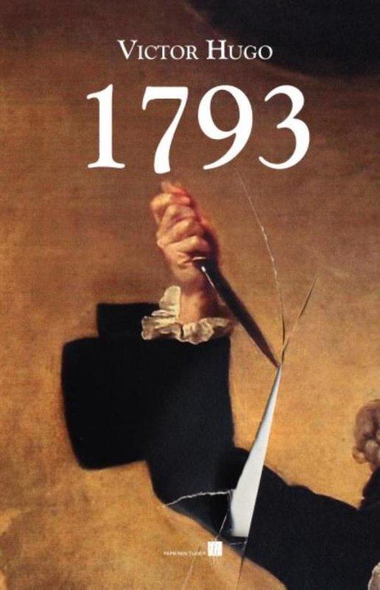 Boek cover 1793 van Victor Hugo (Paperback)