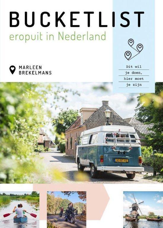 Boek cover Bucketlist eropuit in Nederland van Marleen Brekelmans (Paperback)