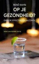 Boek cover Op je gezondheid? van Rene Kahn (Paperback)