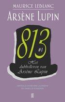 Arsène Lupin 4 deel 1 -  Het dubbelleven van Arsène Lupin 813 #1