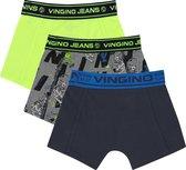 Vingino Boys 3 Pack Short Tiger