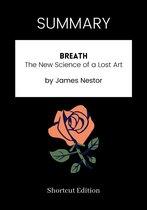 Omslag SUMMARY - Breath: