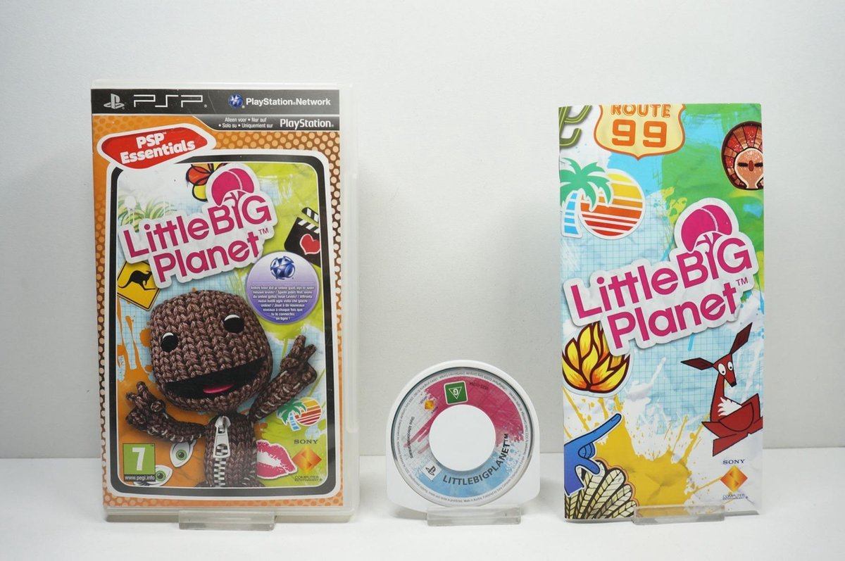 Little Big Planet - Essentials Edition - Sony