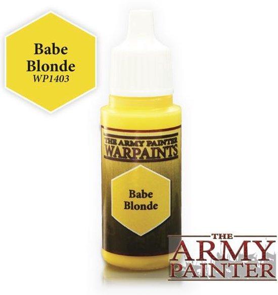 Afbeelding van het spel Babe Blonde (The Army Painter)