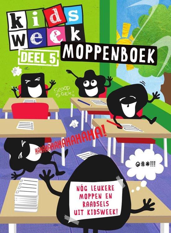 Kidsweek 5 - Kidsweek moppenboek