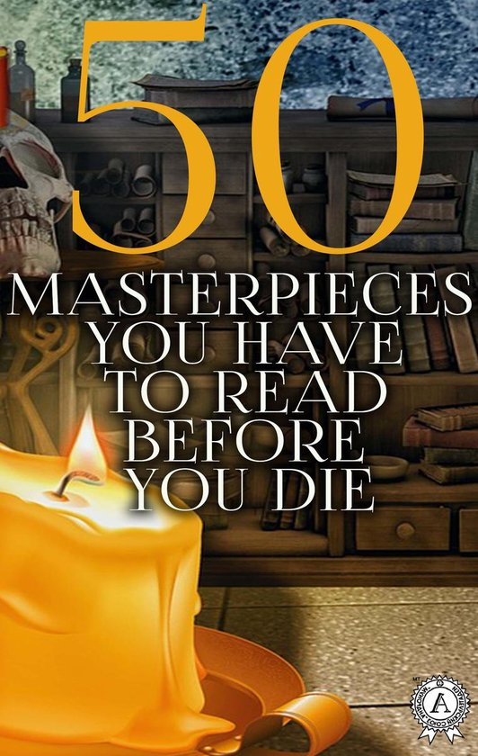 Boek cover 50 Masterpieces you have to read before you die van Frances Burnett (Onbekend)