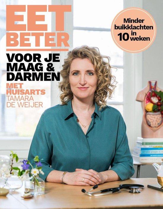 Afbeelding van Eet beter voor je maag en darmen met huisarts Tamara de Weijer