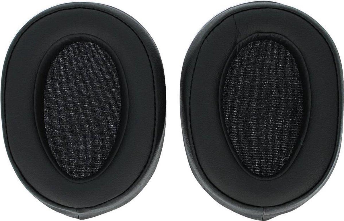 Oorkussens zwart voor de Sony WH-H900N