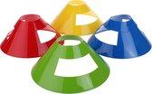 Free And Easy Markeringspionnen 17 Cm 4 Stuks Multicolor