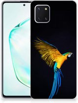 Samsung Galaxy Note 10 Lite TPU Hoesje Papegaai