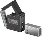 Goobay 54020 vermogen / batterij tester Zwart