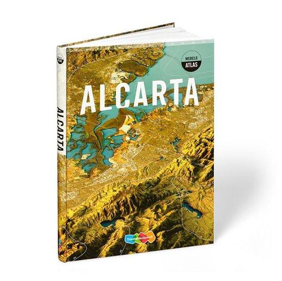 Boek cover Alcarta van  (Hardcover)