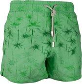 Ramatuelle Zwembroek Heren - Palm Beach Zwembroek - Maat M  - Kleur  Groen / Green