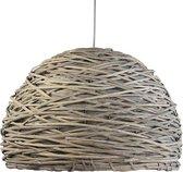 LABEL51 Crazy Weaving - Hanglamp - 55 cm - Riet