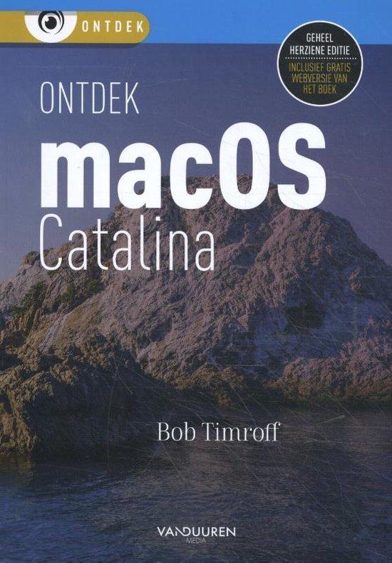 Ontdek - Ontdek macOS Catalina - Bob Timroff |