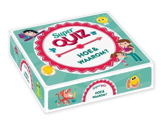 Quizboxen - Superquiz: Hoe & Waarom? - Ivanke & Lola | Readingchampions.org.uk