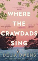 Boek cover Where the Crawdads Sing van Delia Owens (Onbekend)