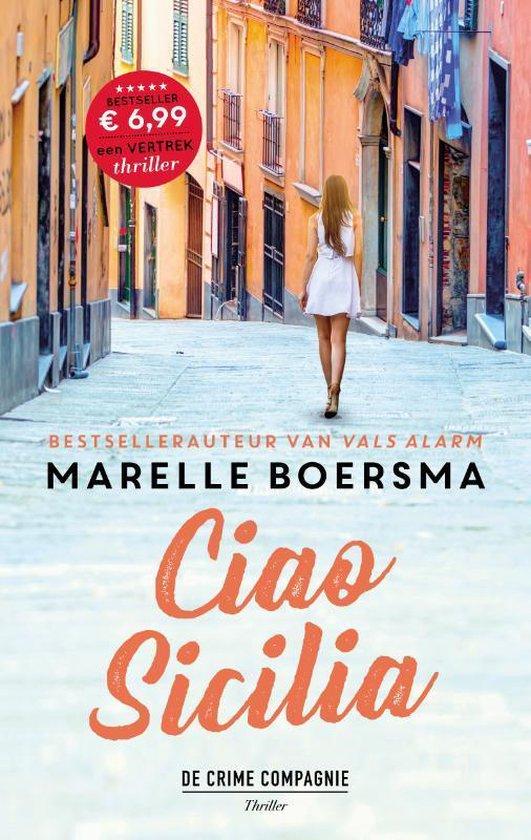 Afbeelding van Een vertrek thriller - Ciao Sicilia