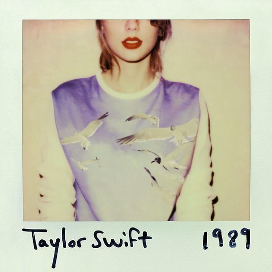 1989 (LP) - Taylor Swift