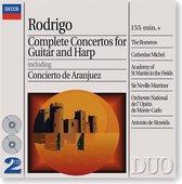 Concertos For Guitar&Harp