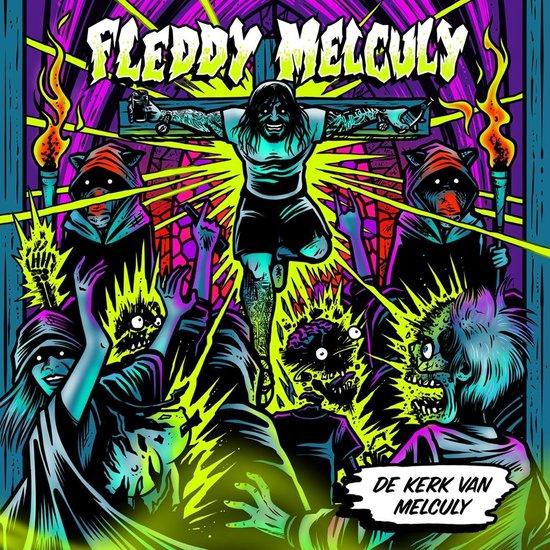 De Kerk Van Melculy (LP) - Fleddy Melculy