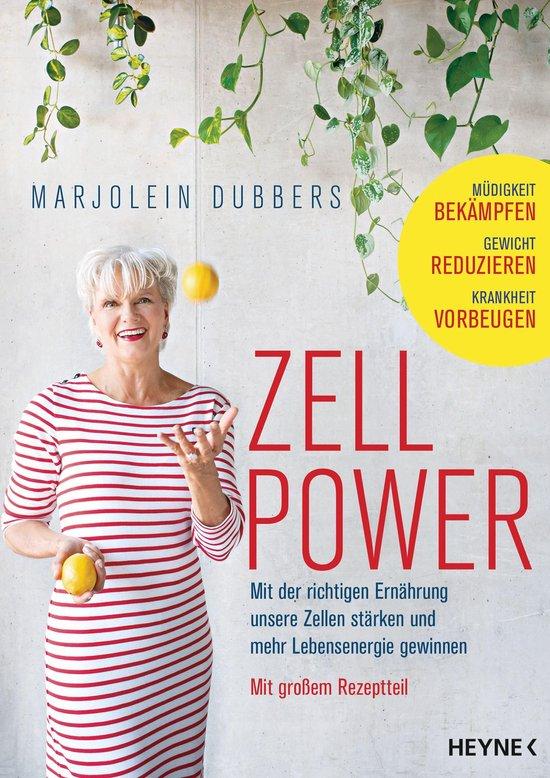 Boek cover Zellpower van Marjolein Dubbers (Onbekend)