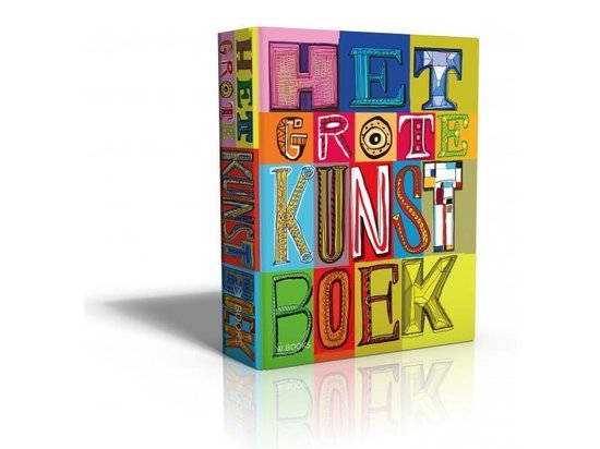 Het grote Kunstboek - Collectief   Fthsonline.com