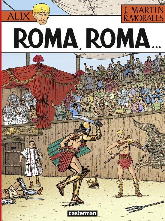 Alix (Tome 24) - Roma, Roma...