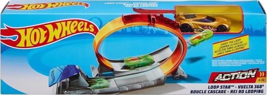 Afbeelding van het spel Mattel Hot Wheels Playset assorti