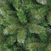 Black Box Franse kunstkerstboom medford maat in cm: 215 x 114 groen - GROEN