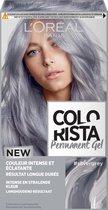 L'Oréal Paris Colorista Permanent Gel - Silver Grey - Permanente Haarkleuring