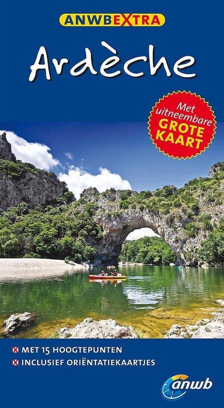 Cover van het boek 'ANWB Extra Ardèche'