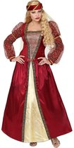 Koning Prins & Adel Kostuum | Betoverende Slotvrouwe Prinses Beatrice Kostuum | Large | Carnaval kostuum | Verkleedkleding