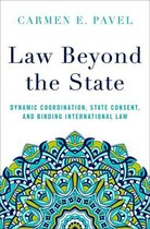 Omslag Law Beyond the State