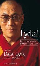 Boek cover Lycka! En handbok i konsten att leva van Dalai Lama
