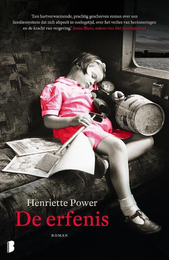 Boek cover De erfenis van henriette Power (Paperback)