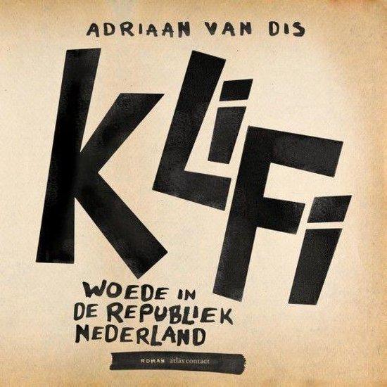 Boek cover KliFi van Adriaan van Dis (Onbekend)