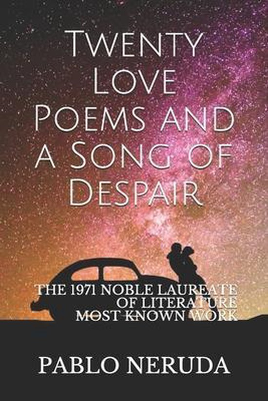 Boek cover Twenty Love Poems and a Song of Despair van Pablo Neruda (Paperback)