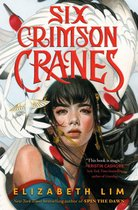 Omslag Six Crimson Cranes