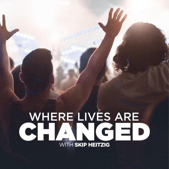 Boek cover Where Lives are Changed van Skip Heitzig