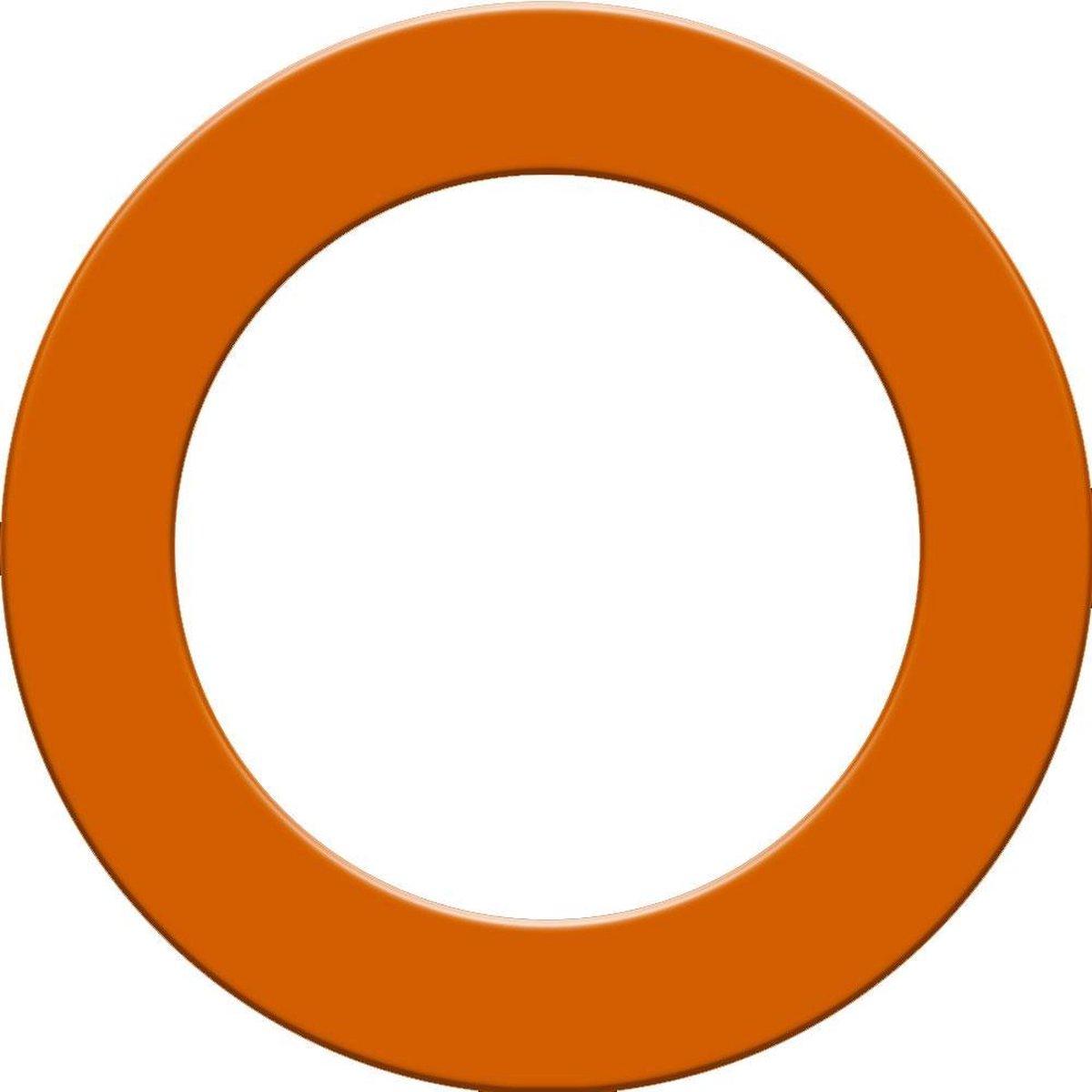 Lena Dartbord Surround Oranje