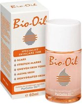 Bio Oil Verzacht Littekens, Huidstriemen En Pigmentvlekken 60 Ml