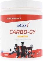Etixx Performance: Carbo-GY - Sinaasappel 1 kg