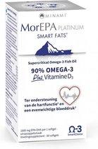 Minami Nutrition Morepa Platinum 90% Omega 3 Softgels Plus Vitamine D3 120capsules