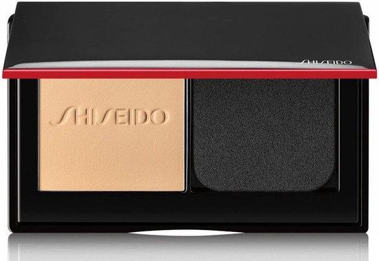 Shiseido Synchro Skin Self-Refreshing Custom Finish Powder Foundation Compacte behuizing Crème 9 g